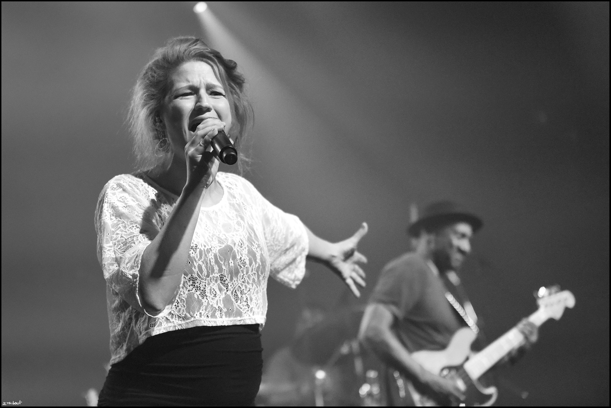 MARCUS MILLER feat  Selah SUE @La Madeleine - Brussels - 05/12/2018