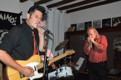 The Domino's & Jay Pauwels