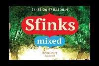Sfinks Mixed 2014 - donderdag